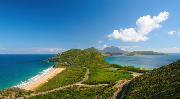 St. Kitts and Nevis: larger than life