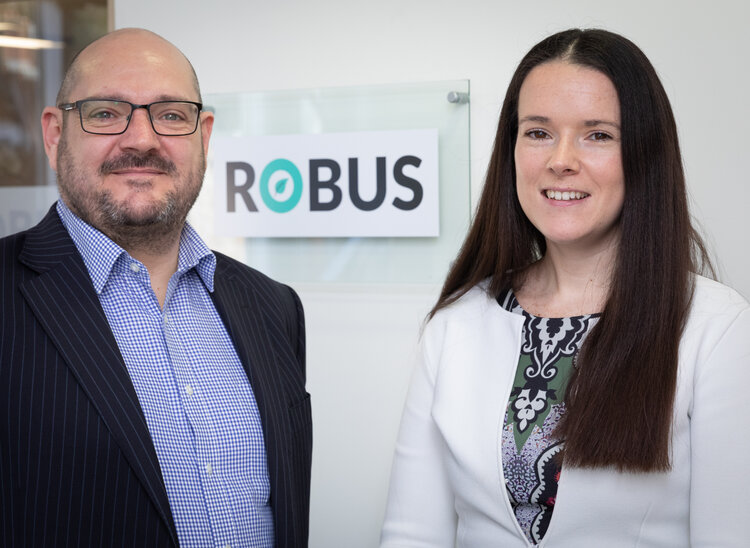 Robus signals growth ambitions in Guernsey with two hires