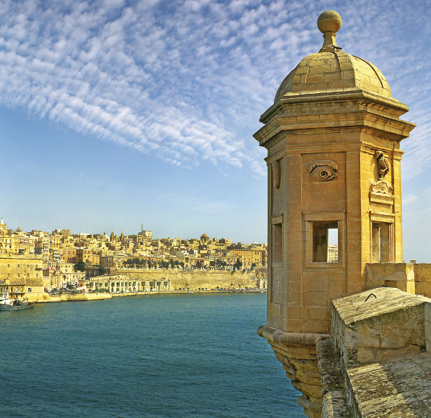 Malta: astride Europe and offshore